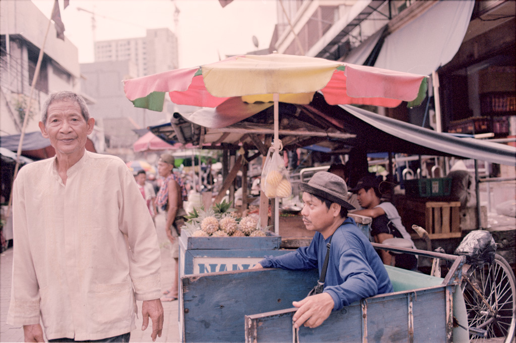 China Town in Jakarta, Indonesien
